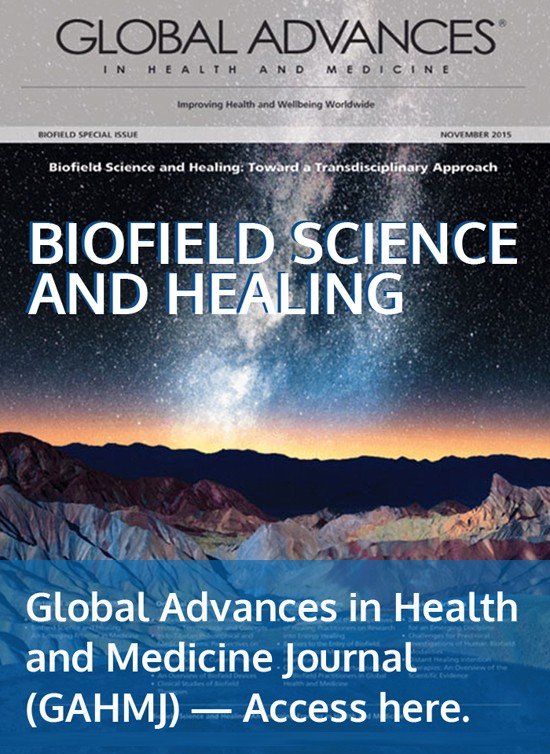 Biofield Science and Healing