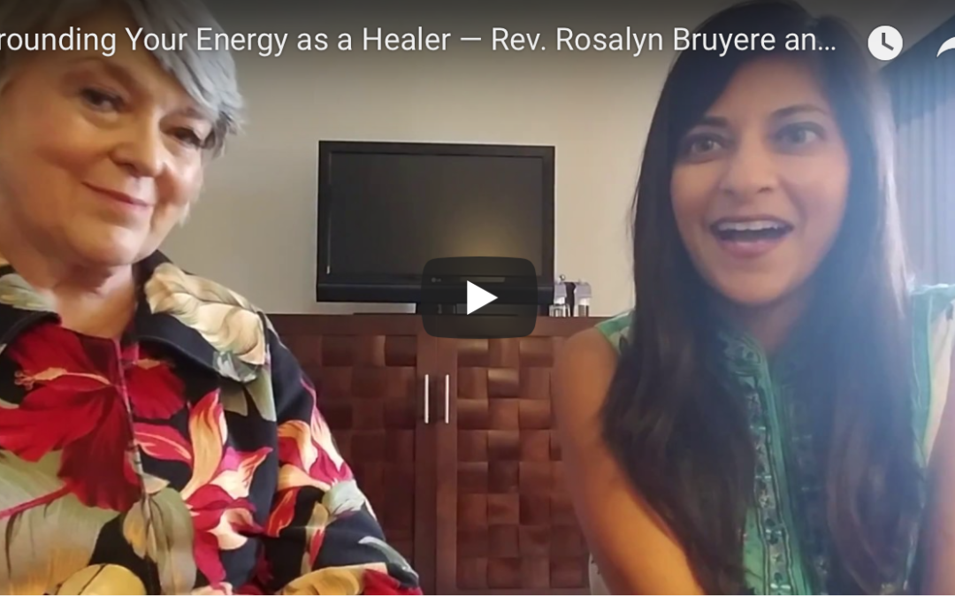 Rev. Rosalyn Bruyere on Native Wisdom and Grounding Oneself as a Healer