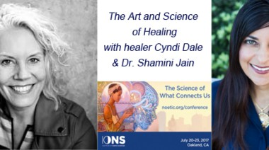 The Art and Science of Healing with Healer Cyndi Dale