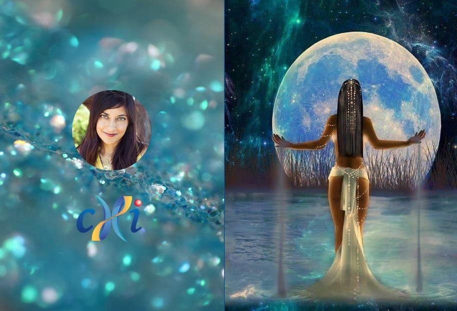 Full Moon Ritual: Honoring the Feminine