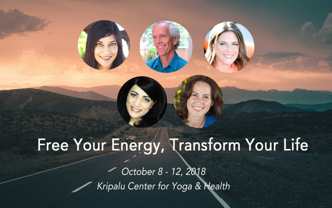 Free Your Energy, Transform Your Life