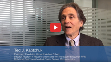 What Is a Placebo? Q and A with Ted Kaptchuk